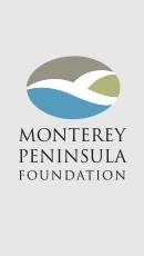 This is an ad banner for Monterey Peninsula Foundation