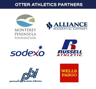 This is an ad banner for Otter Athletics corporate partners.